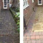 block paving before and after Berkshire