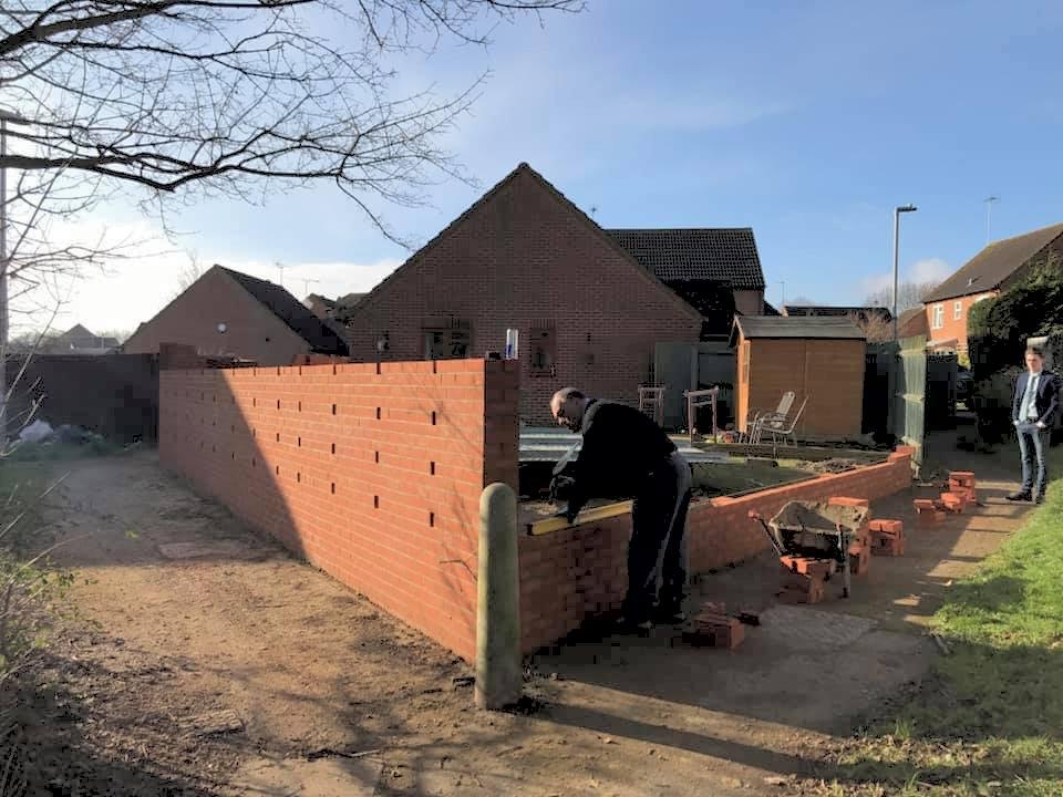 Local Berkshire Brickwork Builders
