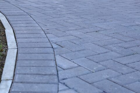 Block Paving Driveways in Mychett