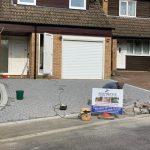 block paved driveway progression Berkshire