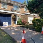 Berkshire Block Paved Driveways Complete