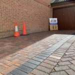 Block Paving Driveway All Completed in Berkshire