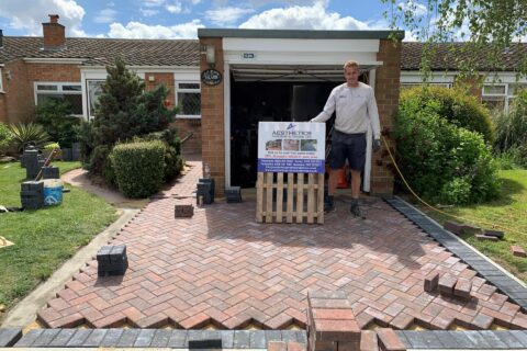 Block Paving Experts in Woking