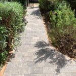Berkshire Block Paving Paths Complete