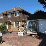 blockpaving driveway fitting Berkshire