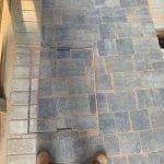 Grey Block Paving fitting in Berkshire