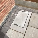 patios with manhole cover Berkshire